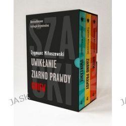 Pakiet Miłoszewski: Uwikłanie. Ziarno prawdy. Gniew - Zygmunt Miłoszewski