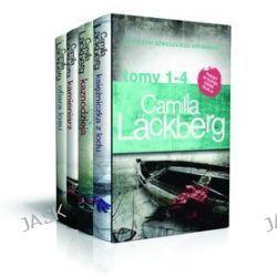 Pakiet Camilla Läckberg. Tomy 1-4: Księżniczka z lodu. Kaznodzieja. Kamieniarz. Ofiara losu - Camilla Läckberg