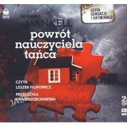 Powrót nauczyciela tańca. Książka audio CD MP3 (CD) - Henning Mankell