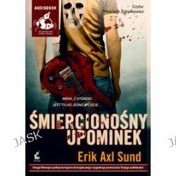 Śmiercionśny upominek - audiobook (CD) - Erik Axl Sund