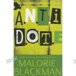 A.N.T.I.D.O.T.E. by Malorie Blackman, 9780552551687.
