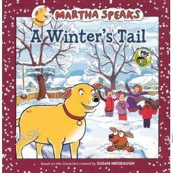 A Winter's Tail, Martha Speaks (Pb) by Karen Barss, 9780606233880.