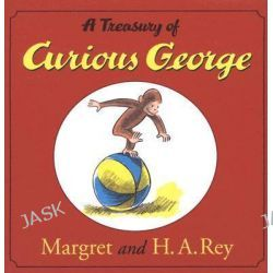 A Treasury of Curious George, Curious George 8x8 by H A Rey, 9780618538225.