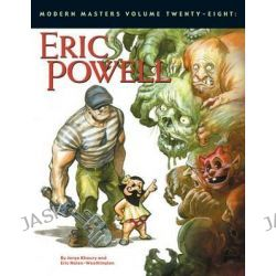 Modern Masters, Eric Powell Volume 28 by Eric Powell, 9781605490410.