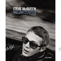 Steve McQueen, Mid Size by William Claxton, 9783822831175.