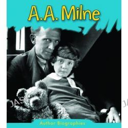 A. A. Milne, Author Biographies (Heinemann Library) by Charlotte Guillain, 9781432959586.