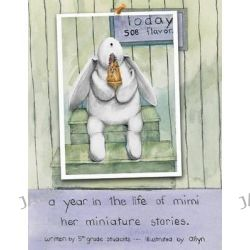 A Year in the Life of Mimi, Her Miniature Stories by Allyn Harad, 9781412089180.