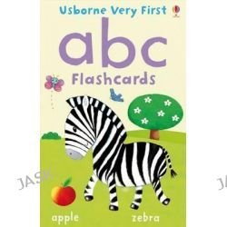 ABC, Flashcards by Felicity Brooks, 9781409535294.