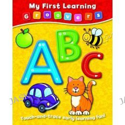 ABC, Touch-And-Trace by Duck Egg Blue, 9781841359427.