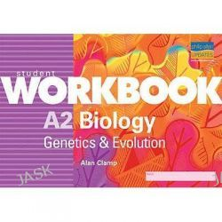 A2 Biology, Genetics and Evolution by Alan Clamp, 9780860039693.