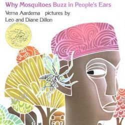 Aardema & Dillon, Why Mosquitoes Buzz (Hbk) by Verna Aardema, 9780803760899.