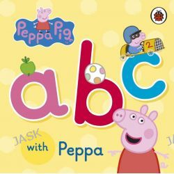 ABC with Peppa, Peppa Pig Series by Ladybird, 9780723292098.