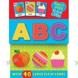 ABC Tiny Tots Flash Cards, Tiny Tots, 9781743672952.
