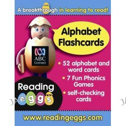 ABC Reading Eggs : Alphabet Flashcards, ABC Reading Eggs by Katy Pike, 9781742150499.