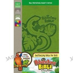 Adventure Bible for Early Readers-NIRV, Adventure Bible by Mr Lawrence O Richards, 9780310727453.