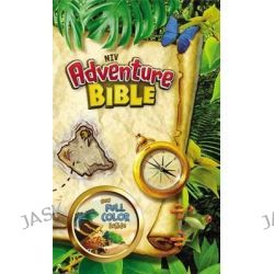 Adventure Bible, NIV, Lenticular (3D Motion), Adventure Bible by Mr Lawrence O Richards, 9780310727552.