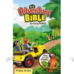 Adventure Bible for Early Readers-NIRV, Adventure Bible by Mr Lawrence O Richards, 9780310727422.