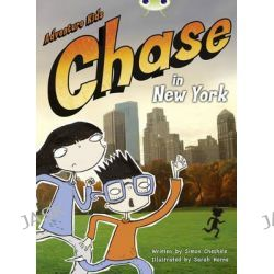 Adventure Kids, Chase in New York: Orange A/1a by Simon Cheshire, 9780433017950.
