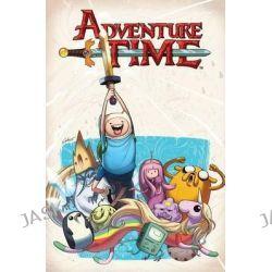 Adventure Time, Volume 3, Adventure Time (Kaboom!) by Ryan North, 9781608863174.