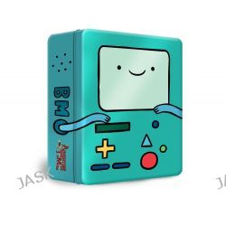 Adventure Time BMO Tin, 4 adventures in a keepsake tin by Adventure Time, 9781760122270.