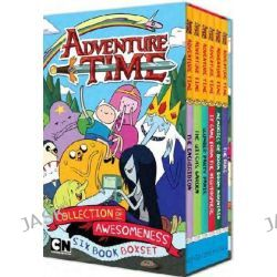 Adventure Time - Collection of Awesomeness, Adventure Time by Adventure Time, 9781760122812.