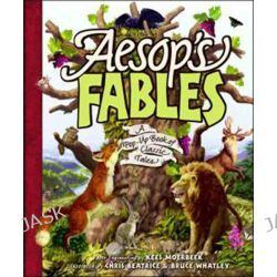 Aesop's Fables, A Pop-up Book of Classic Tales by Chris Beatrice, 9781847389596.