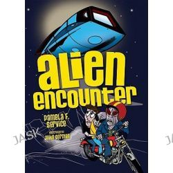 Alien Encounter, Alien Agent (Library) by Pamela F Service, 9780822588733.