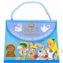 Alice in Wonderland Carry-Along Storybook, Disney Carry Along by Samantha Crockford, 9781472320186.