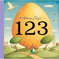 Alison Jay's 123 by Alison Jay, 9781742978314.