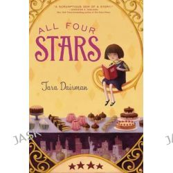All Four Stars by Tara Dairman, 9780399162527.