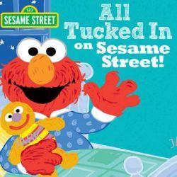 All Tucked in on Sesame Street!, Sesame Street Scribbles by Lillian Jaine, 9781402297250.
