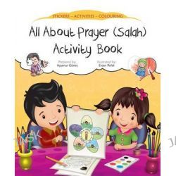All About Prayer (Salah) Activity Book, Discover Islam Sticker Activity Books by Aysenur Gunes, 9780860376101.