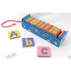 Alphabet Train Board Book, 9781847509024.
