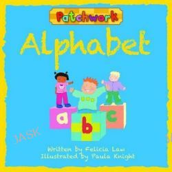 Alphabet, Patchwork by Felicia Law, 9781599537153.