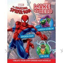 Amazing Spider-Man, Make-A-Hero, 9781742836867.