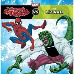 Amazing Spider-Man Vs Lizard, Amazing Spider-Man by Todd Nauck, 9781742837000.