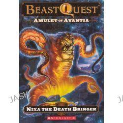 Amulet of Avantia, Nixa the Death Bringer by Adam Blade, 9780606152990.