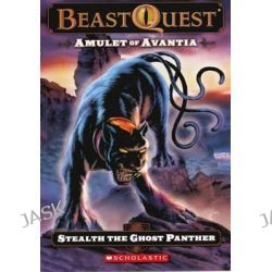 Amulet of Avantia; Stealth the Ghost Panther, Beast Quest by Adam Blade, 9780606267557.