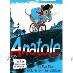 Anatole by Eve Titus, 9780375839016.