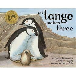 And Tango Makes Three by Justin Richardson, 9780689878459.