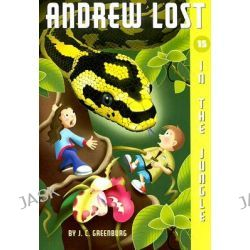 Andrew Lost in the Jungle, Andrew Lost (Paperback) by J C Greenburg, 9780375835643.