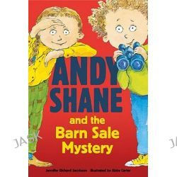 Andy Shane and the Barn Sale Mystery, Andy Shane by Jennifer Richard Jacobson, 9780763648275.
