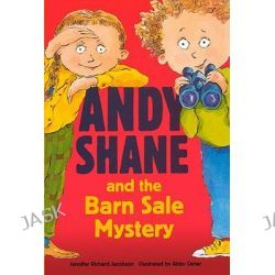 Andy Shane and the Barn Sale Mystery, Andy Shane by Jennifer Richard Jacobson, 9780606147132.