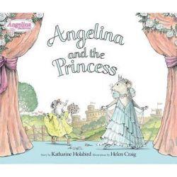 Angelina and the Princess, Angelina Ballerina by Katharine Holabird, 9780670060856.