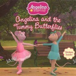Angelina and the Tummy Butterflies, Angelina Ballerina by Helen Craig, 9780606310055.