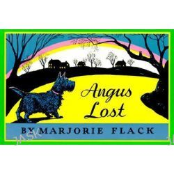 Angus Lost, Angus and the Cat by Marjorie Flack, 9780374403843.