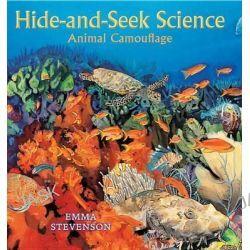 Animal Camouflage, Animal Camouflage by Emma Stevenson, 9780823422937.