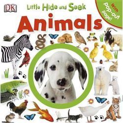 Animals, Little Hide and Seek by DK Publishing, 9780756692735.