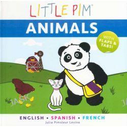 Animals, Little Pim by Julia Pimsleur Levine, 9781419703201.