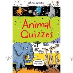 Animal Quizzes, Activity and Puzzle Books by Simon Tudhope, 9781409598343.